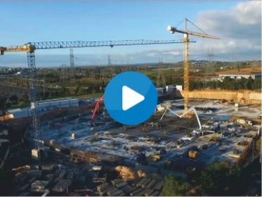 Star Of Bosphorus Datacenter Video